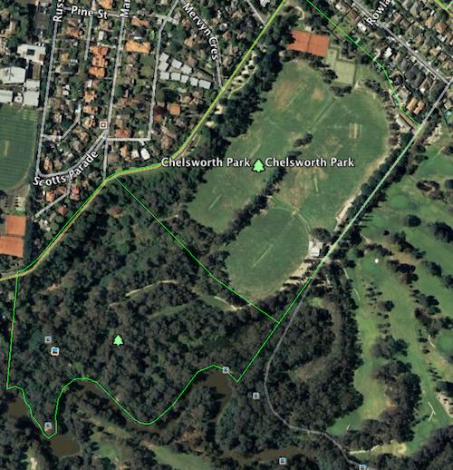 Chelsworth Park